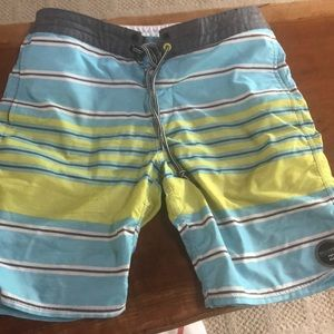 Men's Billabong Bathingsuit swim trunks size 28
